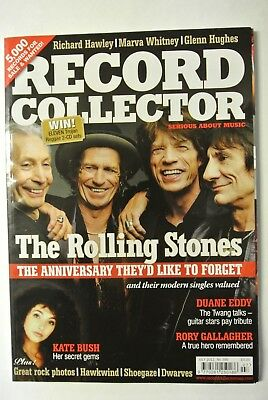 Record Collector Magazine. Issue no. 390. July, 2011. Duane Eddy. Rory Gallagher
