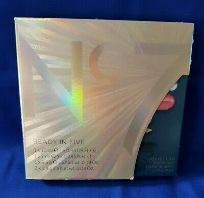 No7 Ready in Five Gift Set - New & Sealed