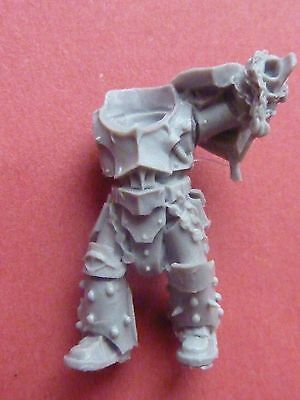 FORGEWORLD Horus Heresy SONS of HORUS COMMAND STANDARD BEARER TORSO & LEGS 40K