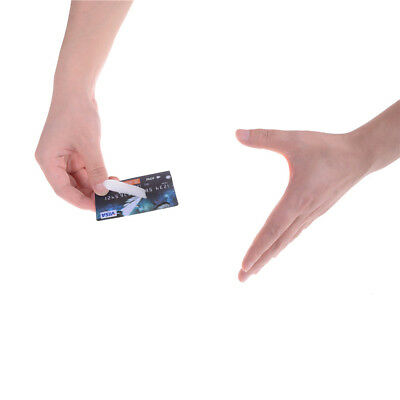 Cigarettes Floating suspend Credit Card Magic Tricks Close Up Stage Props MaCHP
