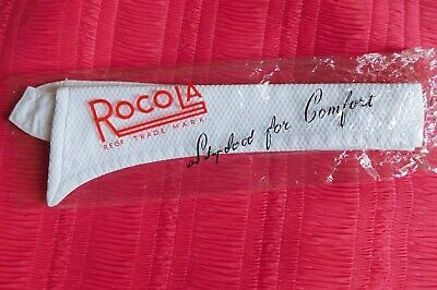 Rocola Carnival Marcella collar for evening tunic shirt Size 16.5 Vintage 1950s