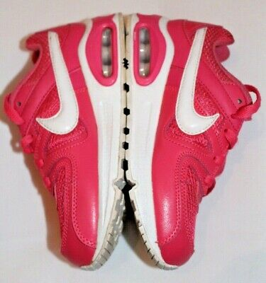 GIRLS NIKE AIR CLASSIC BW 609035 112 size 3 older £22.00