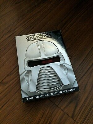 Battlestar Galactica: The Complete Epic Series Boxed Set DVD