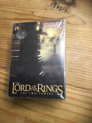 Lord Of The Rings Topps Card Complete Set 89 Cards