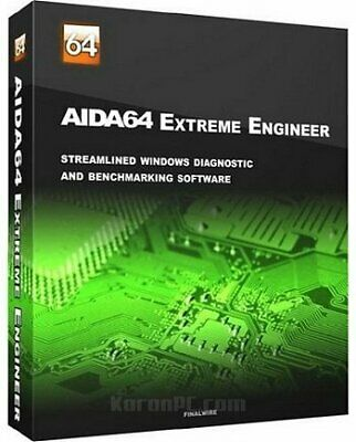 AIDA64 Engineer/Extreme 5.9🔥Life time  Key 🔐 | Lifetime Updates Download Link