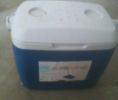 25 Litre Esky Icebox Cooler Ice Hard Box Cool Chest Picnic Camping Beach 25L NEW
