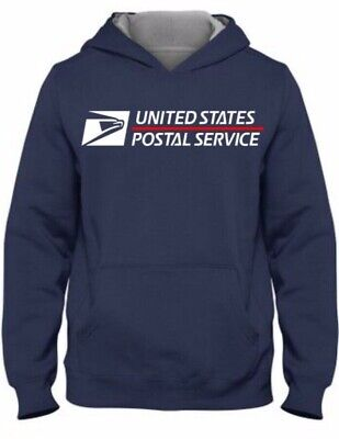USPS Hoodie Postal Hoodie Great Quality and Excellent Logo! Very durable!!!