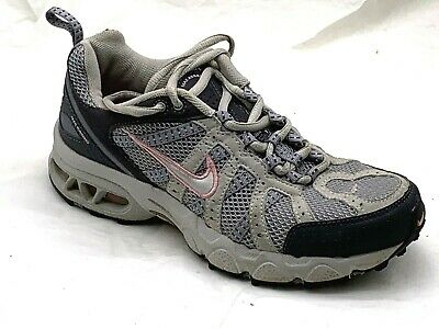 NIKE AIR MAX Assail Women's Trail Running Shoes GreyPink
