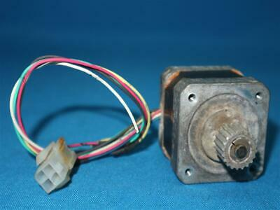 Vexta PK244-01A PK24401A 2-Phase Stepping Motor DC 1.2A w/ Rusts AS IS