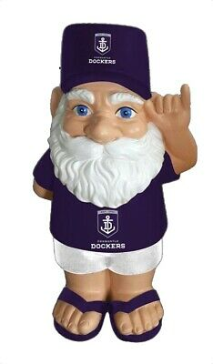 Fremantle Dockers AFL Hawaiian Style Garden Gnome
