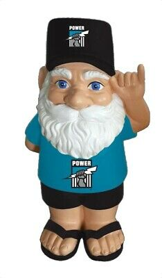 Port Adelaide Power AFL Hawaiian Style Garden Gnome