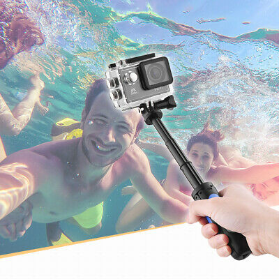 Mini Extension Selfie Stick Tripod Stand Hand Grip for Sports Action Camera R3S3