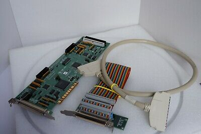 Galil DMC-1880 8-AXIS PCI Motion Control Card + CB 50-100 I/O Converter+Cable #2