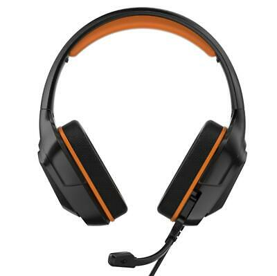 3.5mm Gaming Headset K20 LED Headphones Stereo Surround For PS4 Xbox one X PC