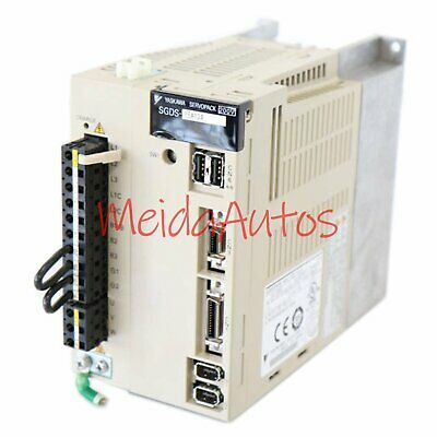 Used Yaskawa servo drive SGDS-15A12A Tested In Good Condition