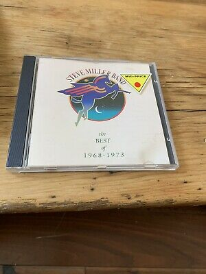 Steve Miller Band - Best of 1968-1973 CD Album