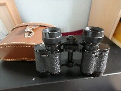 Denhill Swift 8 X 26 Superb Pair Of French Binoculars In Carrying Case
