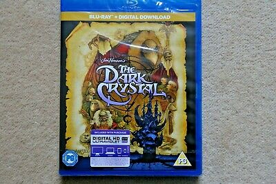 Blu-Ray   The Dark Crystal     Brand New Sealed Uk Stock