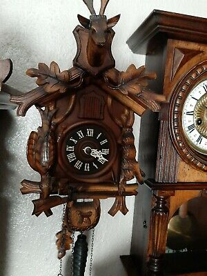 German cuckoo clock in good working order
