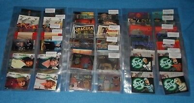Trading Card Bonus / Chase Subsets & Preview Sets  Various Issues