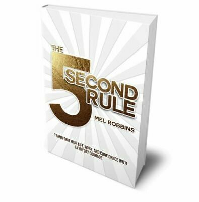 The 5 Second Rule Transform your Life Work E-book PDF