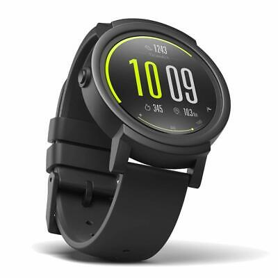 Mobvoi Ticwatch E Shadow Black Android Wear/OS+IOS Brand New!