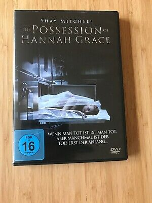 The Possession of Hannah Grace - DVD 2019