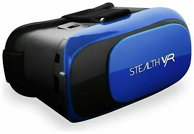 STEALTH VR50 Virtual Reality Headset  Android/Apple smartphones upto 6 inch NEW