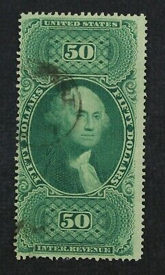 CKStamps: US Revenue Stamps Collection Scott#R101c Used