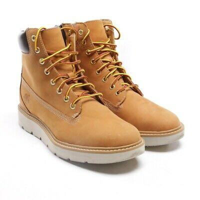 TIMBERLAND BOTTES TAILLE D 36 Gris Femmes Chaussures Boots
