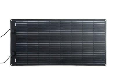 Adventure Kings 160W Flexible Solar Panel Boat Camping Power  4wd Outdoor