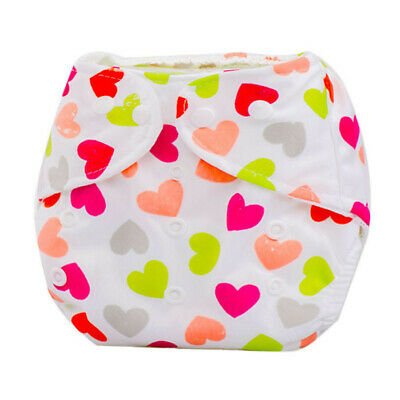 2015 Newborn Baby Summer Cloth Diaper Cover Adjustable Reusable Washable Nappy P
