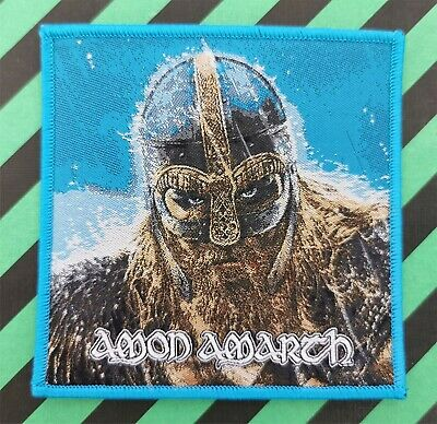 AMON AMARTH Patch In Flames Dark Tranquillity Amorphis Hypocrisy Unleashed