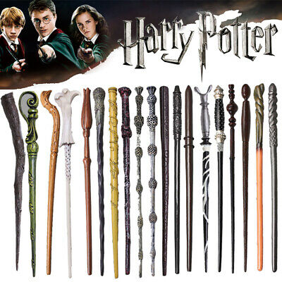 Hallows Hogwarts Gift Box Harry Potter Collectable Wizard Magic Wand Deathly