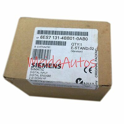 New in box Siemens 6ES7 131-4BB01-0AB0 6ES7131-4BB01-0AB0 One year warranty