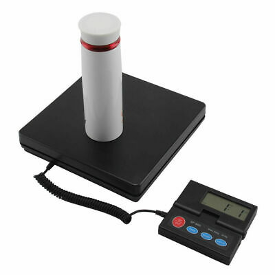 Digital Postal Scales Express Parcel Weighing Platform Scale LCD Display 110lb