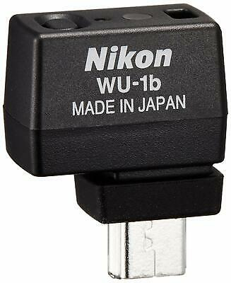Nikon WU-1b genuine Wireless Mobile Adapter from JAPAN F/S