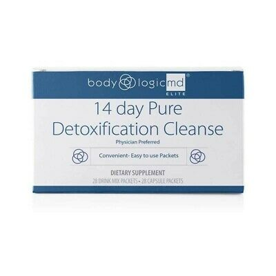 BodylogigicMD 14 Day Pure Detoxification Cleanse