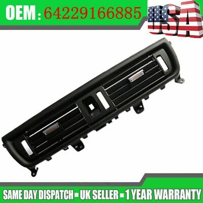 Front Air Grille Center Dash AC Vent Fit For BMW F10 F11 F18 5Series 550i 535i