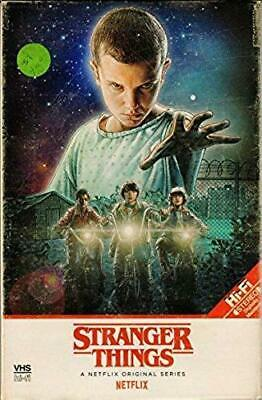 NEW Stranger Things - Season 1 Collector's Edition (4K/UHD + Blu-Ray)