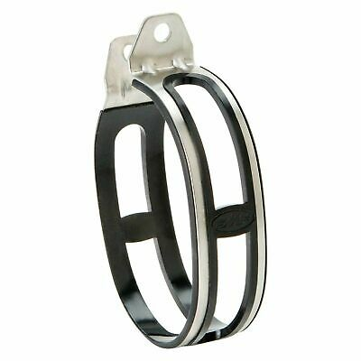 Acerbis headlight number plate universal rubber mounting strap 100mm long  09912