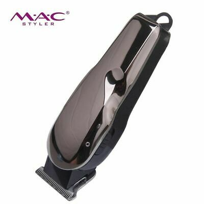 Rechargeable Hair Clipper Electric Mens Cordless Body Trimmer Beard Shaver MINI