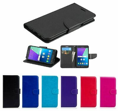 Case for Samsung Galaxy A3 A5 J3 J5  Cover Flip Wallet Leather Magntic Luxury