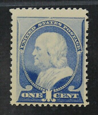 CKStamps: US Stamps Collection Scott#212 1c Franklin Mint NH OG