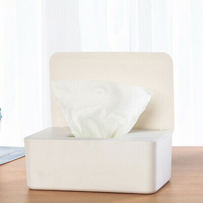 Wet Tissue Paper Case Care Baby Wipes Napkin Storage Box Container Portable