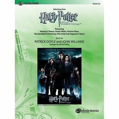 <I>Harry Potter and the Goblet of Fire</I>, Selections from