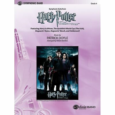 <I>Harry Potter and the Goblet of Fire</I>, Symphonic Suite from