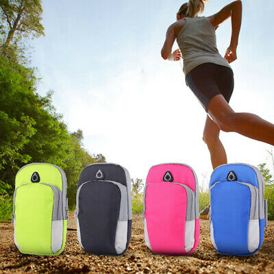 Outdoor Running Exercise Arm Bag Band Sports Arm Holder Phone Money Keys Pouch