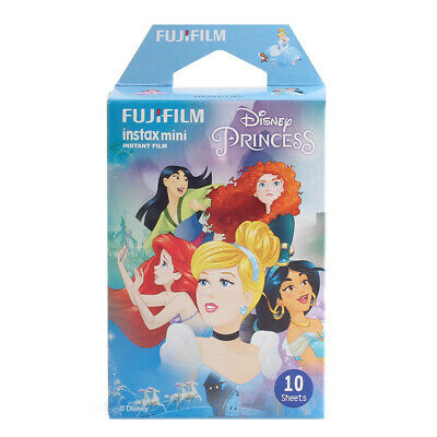 2019-03 Fujifilm Instax Mini Film Disney Princess Mini for Neo 90 FREE SHIP