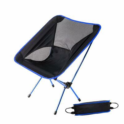 Outdoor Hiking Beach Ultra-light Portable Foldable Chairs Folding Camping Chair